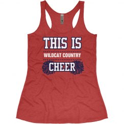 Custom Team Country Cheer