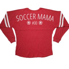 Custom Soccer Mom Fan