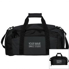 Wanna Dance? (Back) Dancer Bag