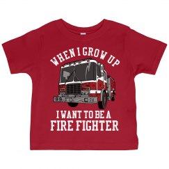 Fire Figher T-Shirt