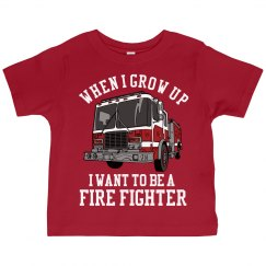 Fire Figher T-Shirt