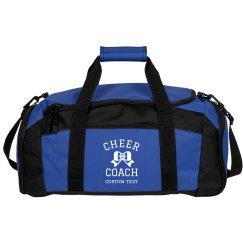 Cheer Coach Custom Bag