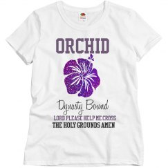 Orchid shirt alternate