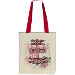 Radical bag rad/pink