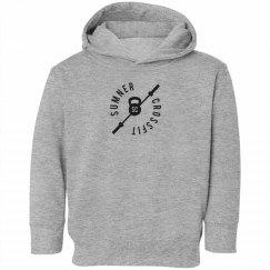 SCF toddler hoodie