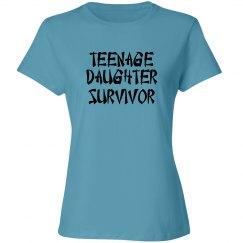 Teenage Daughter Survivor