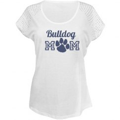 Bulldog Mom Bling