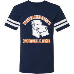 Football Recliner