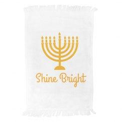 Hanukkah Towel
