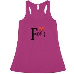 Foxy- Pink