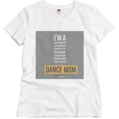 LSPA DANCE MOM SHIRT