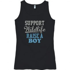 Support Wildlife - Raise a Boy
