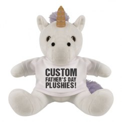 8 Inch Unicorn Stuffed Animal