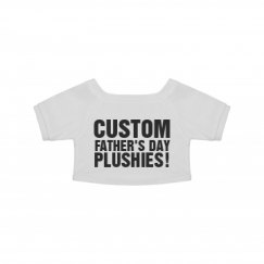 7 Inch Stuffed Animal Tee