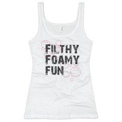 Filthy Foamy Fun