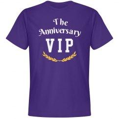 Anniversary VIP