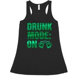 Irish Drunk Mode Is On