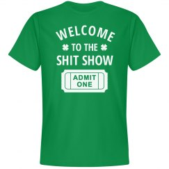 St. Patrick's Day Drunk Show