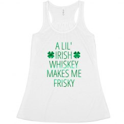 Metallic Irish Whiskey Frisky