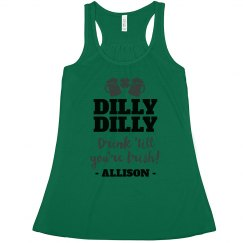 Dilly Dilly St. Patrick's Day Drinking