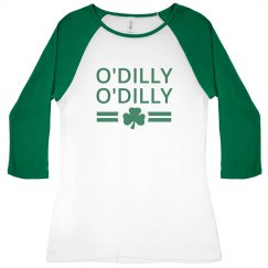 Irish Shamrock Dilly Dilly