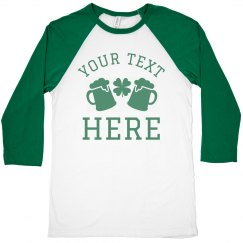Irish Custom Drinking Shirt