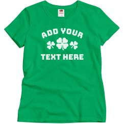 c95d6d9aa St. Patrick's Day Drinking Shirts, Tank Tops & More
