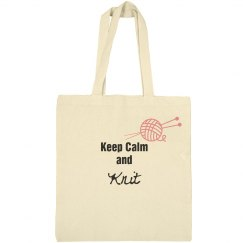 Keep Calm and Knit
