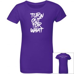 Turn Out For What Youth Tee