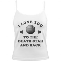 Cute To The Death Star And Back