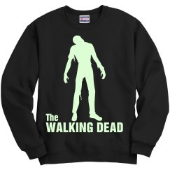 Walking dead (glow in the dark)