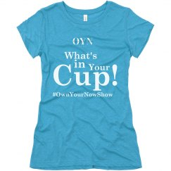 What's in your Cup? Tee