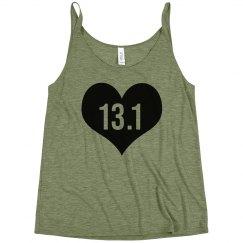 Heart 13.1 Slouchy Tank