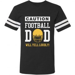 Football Dad's Yell