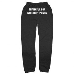 Thanksgiving Stretchy Pants