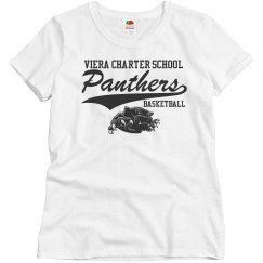 Women's VCS Basketball Tee