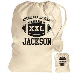 Jackson All-Star Laundry bag