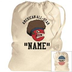 Dodgeball #2 laundry bag