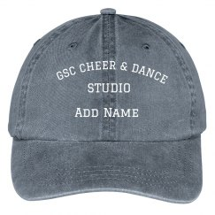 GSC Cheer Mom Cap
