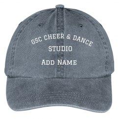 GSC Cheer Mom Cap
