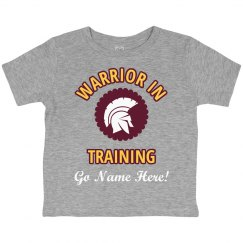 Warrior In Training