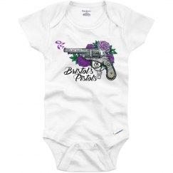 Bristol's Pistols - Infant Sizes