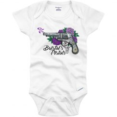 Bristol's Pistols - Infant Sizes