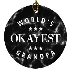 Funny World's Okayest Grandpa