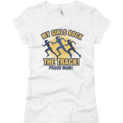 Girls Track and Field