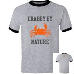Crabby by Nature