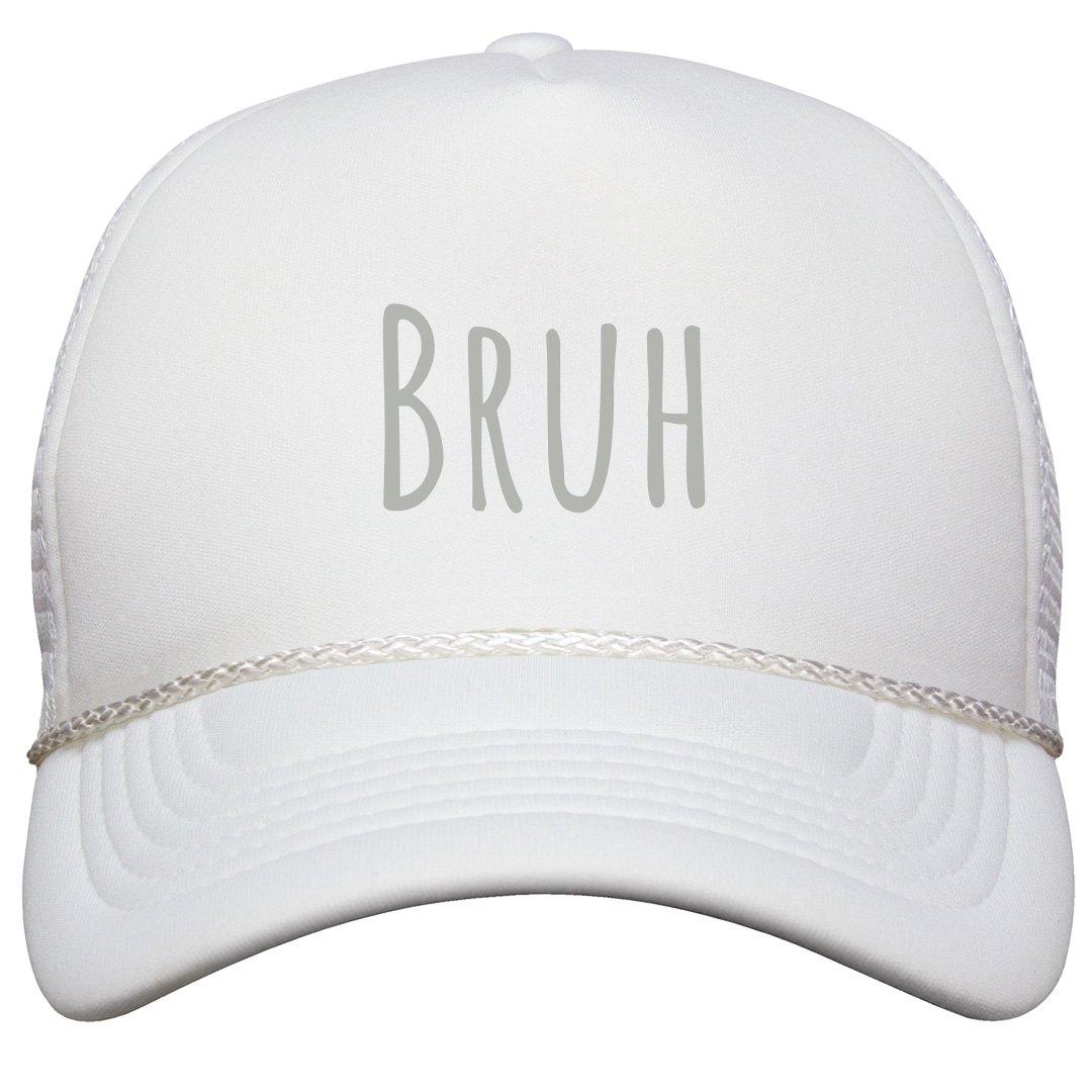 BRUH Snapback Trucker Hat