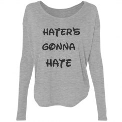 Hater's Shirt