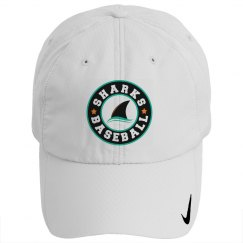 Sharks Hat - Circle Logo