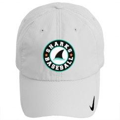 Sharks Hat - Circle Logo